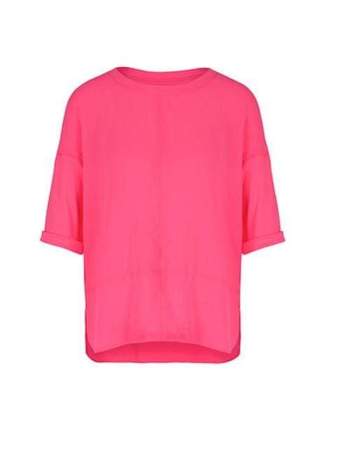 Marc Cain Sports Tops 2 Marc Cain Sports Top Deep Pink NS 55.10 J67 izzi-of-baslow