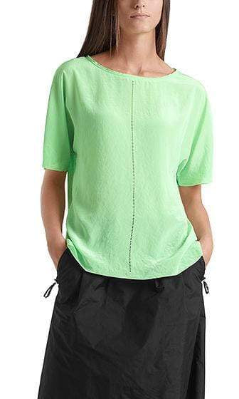 Marc Cain Sports Tops 5 Marc Cain Flowing blouse-style top NS 55.15 W76 izzi-of-baslow