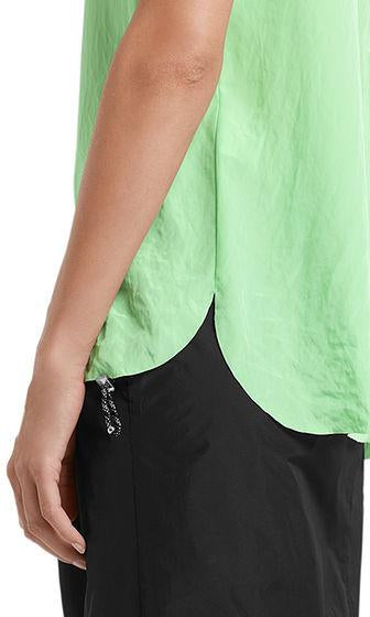 Marc Cain Sports Tops Marc Cain Flowing blouse-style top NS 55.15 W76 izzi-of-baslow