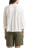 Marc Cain Sports Tops Marc Cain Sports Blouse in ramie fabric NS 51.17 W89 izzi-of-baslow