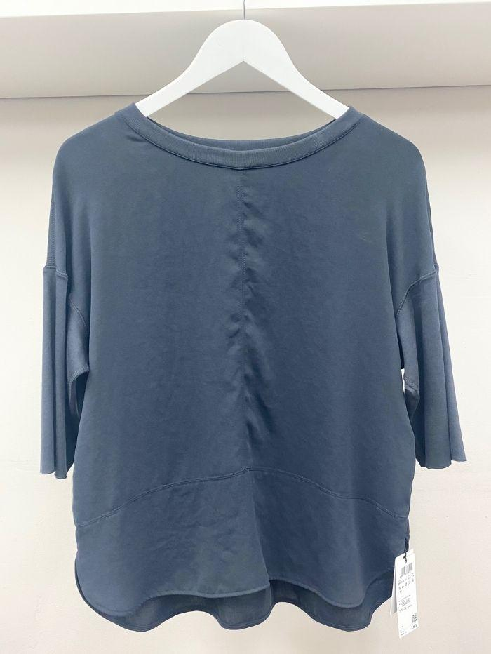 Marc Cain Sports Tops Marc Cain Sports Top Midnight Blue NS 55.10 J67 395 izzi-of-baslow