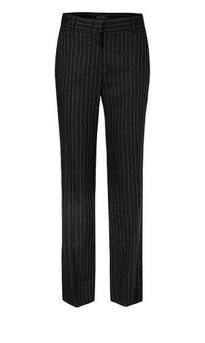 Marc Cain Sports Trousers 1 Marc Cain Sports Pinstriped pants NS 81.03 W47 izzi-of-baslow
