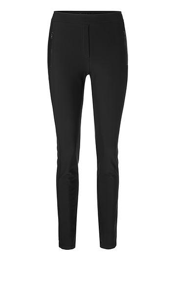 Marc Cain Sports Trousers Marc Cain Sports Warm Jersey Trousers Black PS 81.46 J60 izzi-of-baslow