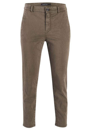 Marc Cain Sports Trousers Marc Cain SportsMoor Khaki Chino Jean MS 82.21 W14 izzi-of-baslow