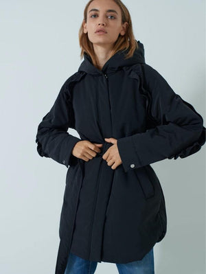 Marella Coats and Jackets Marella Persia Padded Jacket in A Water Repellent Fabric izzi-of-baslow