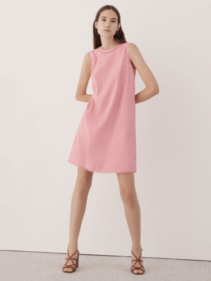 Marella Dresses Marella JESSY Pink Dress 32212812 izzi-of-baslow