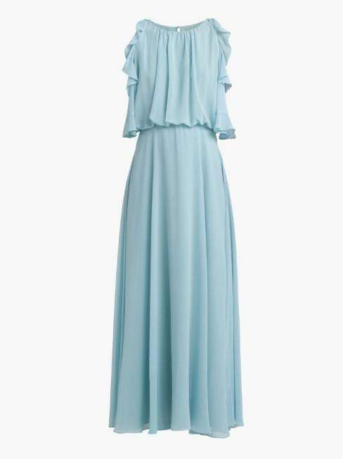 Marella Dresses Marella Noli Maxi Dress Aquamarine 32213791 izzi-of-baslow