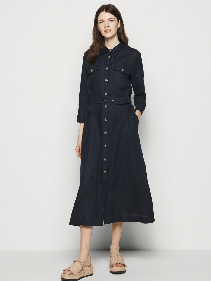 Marella Dresses Marella PENNY Shirt Dress 32211012 izzi-of-baslow