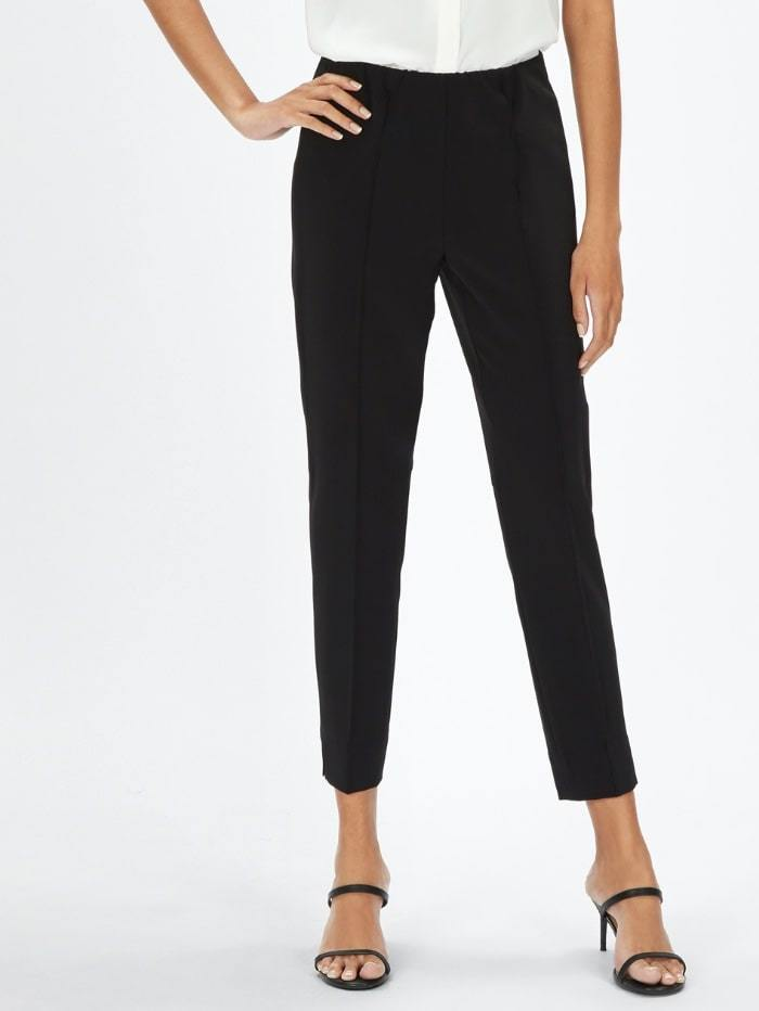 Marella Trousers 10 / Black Marella Verona Black Trousers izzi-of-baslow