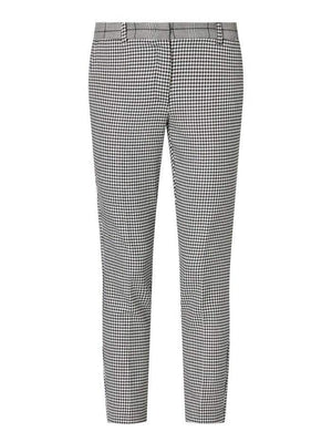 Marella Trousers Marella Satira Houndstooth Check Trousers izzi-of-baslow