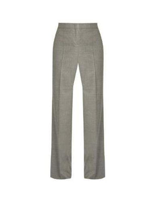 Max Mara Studio Trousers Max Mara Studio Barengo Light Grey Trousers izzi-of-baslow
