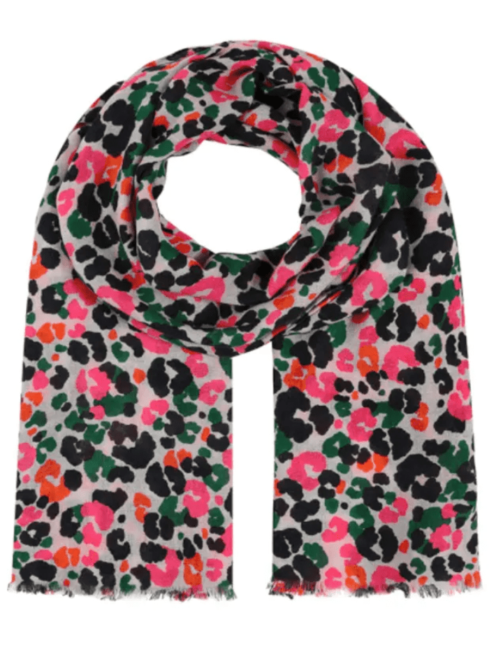 Mercy Delta Accessories One Size Mercy Delta Signature Leopardess Diva Scarf izzi-of-baslow