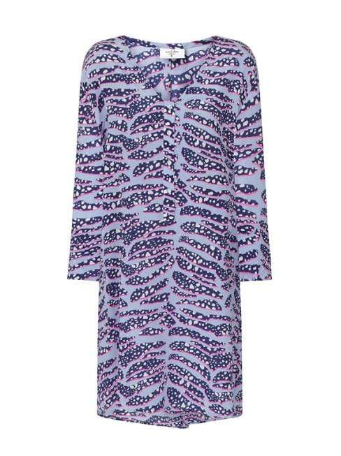 Mercy Delta Dresses Mercy Delta Lambton Tiger Shark Mermaid Dress Blue izzi-of-baslow