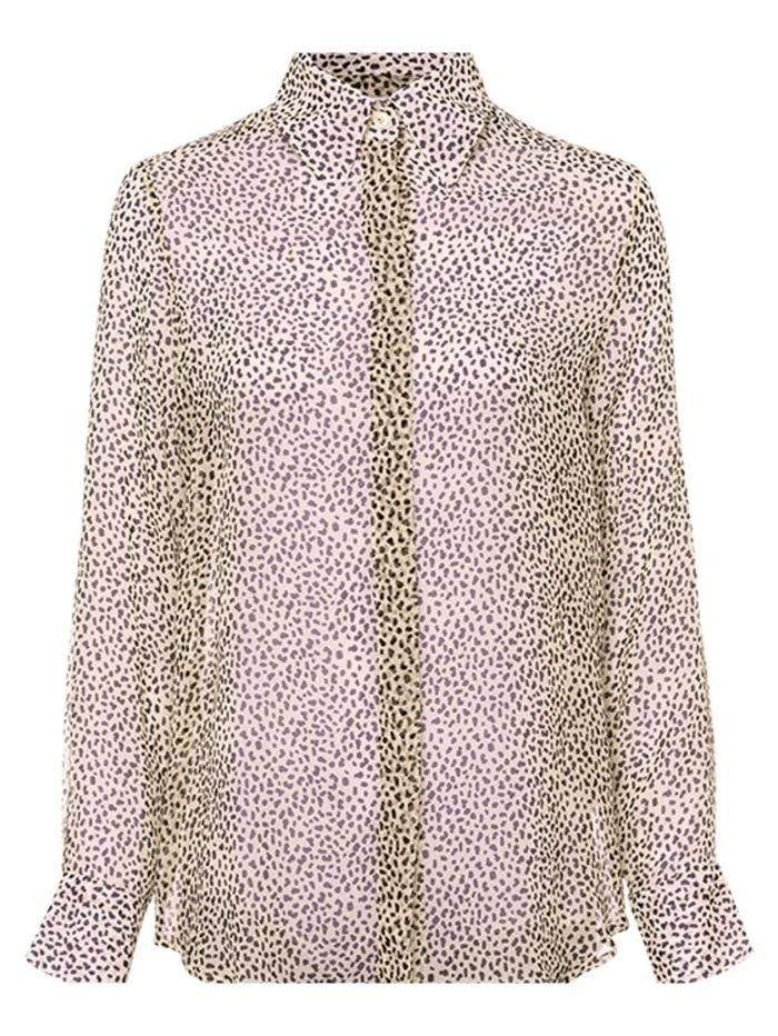 Riani Tops Riani Animal Print Top 705110-3728 izzi-of-baslow