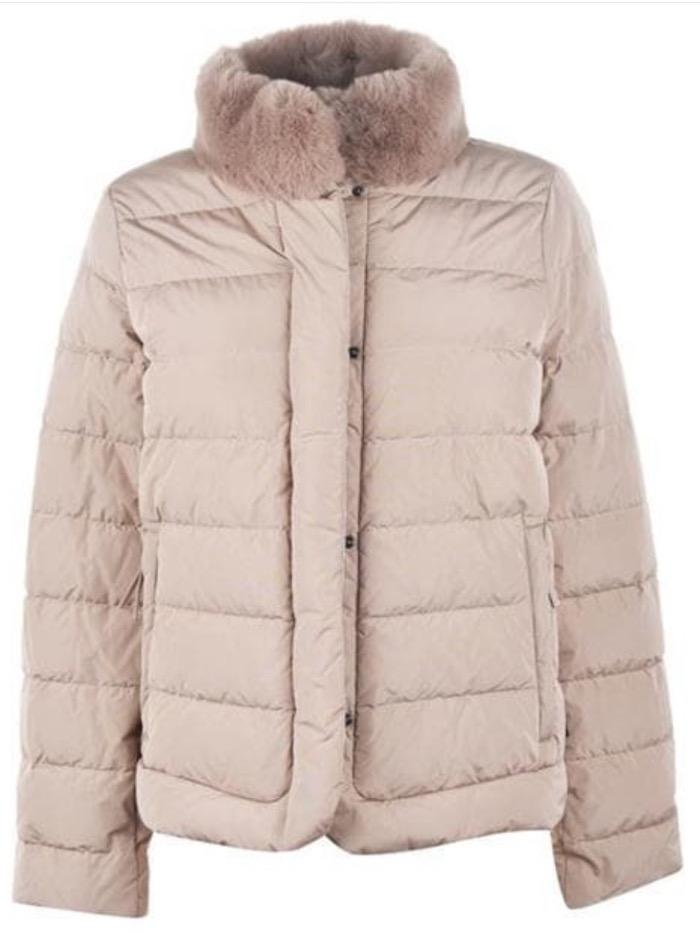 Weekend By Max Mara Coats and Jackets Weekend by Max Mara Elfo Padded Short Coat 54860793 019 izzi-of-baslow