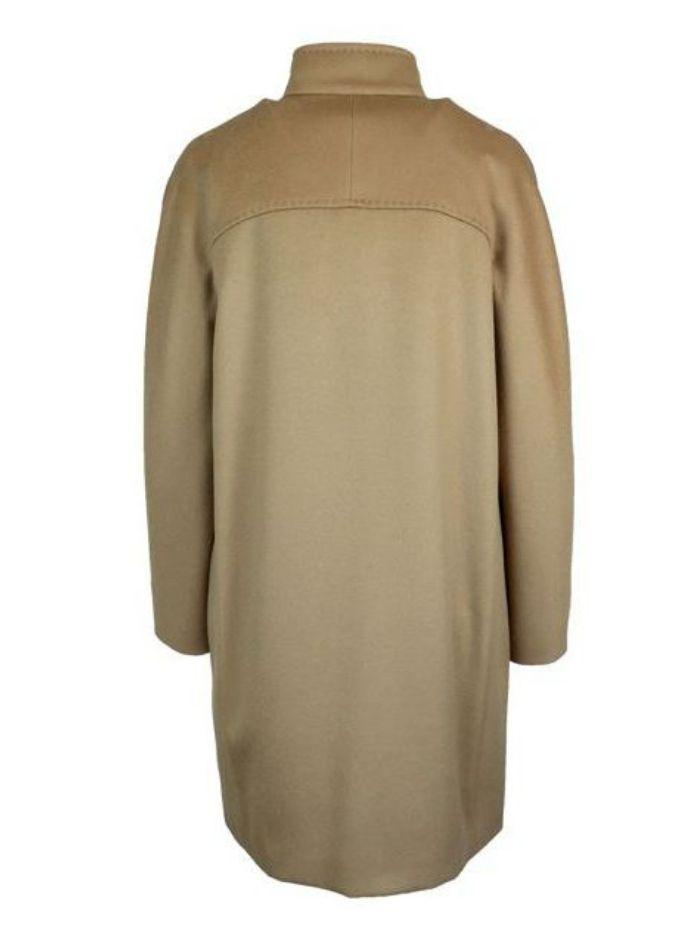 Weekend By Max Mara Coats and Jackets Weekend by Max Mara Melina Camel Wool Coat 60862249 izzi-of-baslow