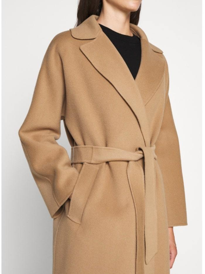 Weekend By Max Mara Coats and Jackets Weekend by Max Mara Tanga Virgin Wool Coat 50160609 izzi-of-baslow