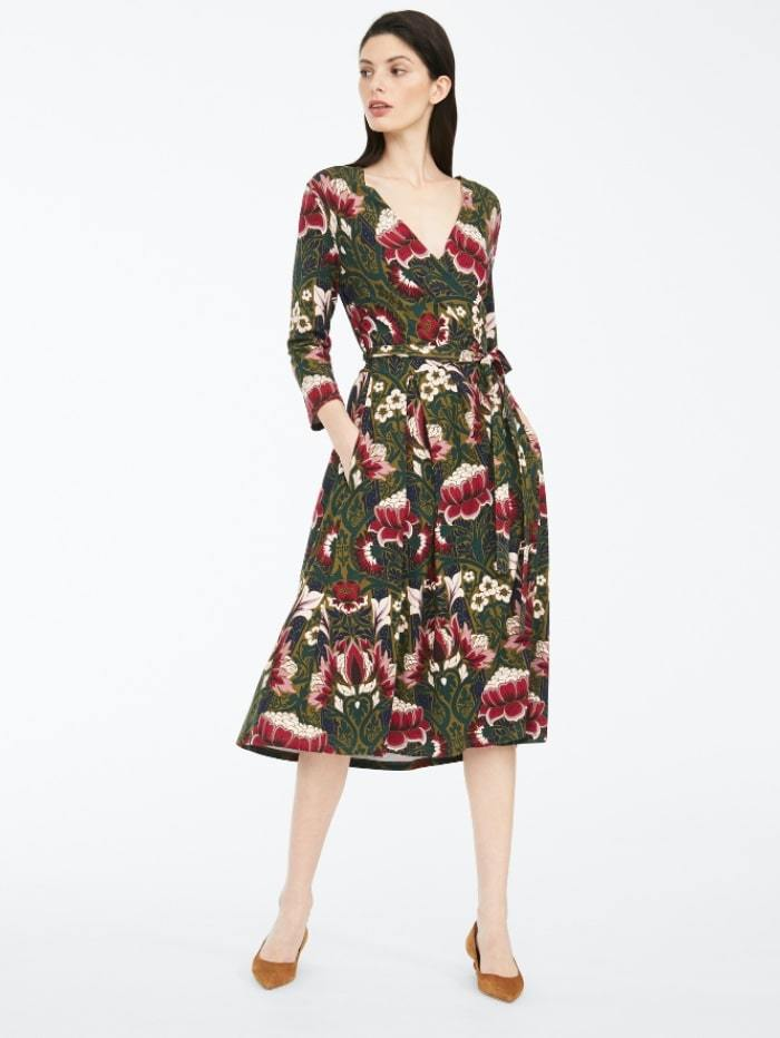 Weekend By Max Mara Dress Weekend by Max Mara Floral Print Jersey Dress 56260209 izzi-of-baslow