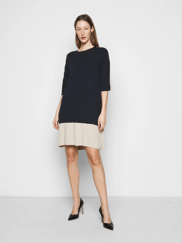 Weekend By Max Mara Dresses Weekend Max Mara OSTENDA Panelled Dress 53210217600 izzi-of-baslow