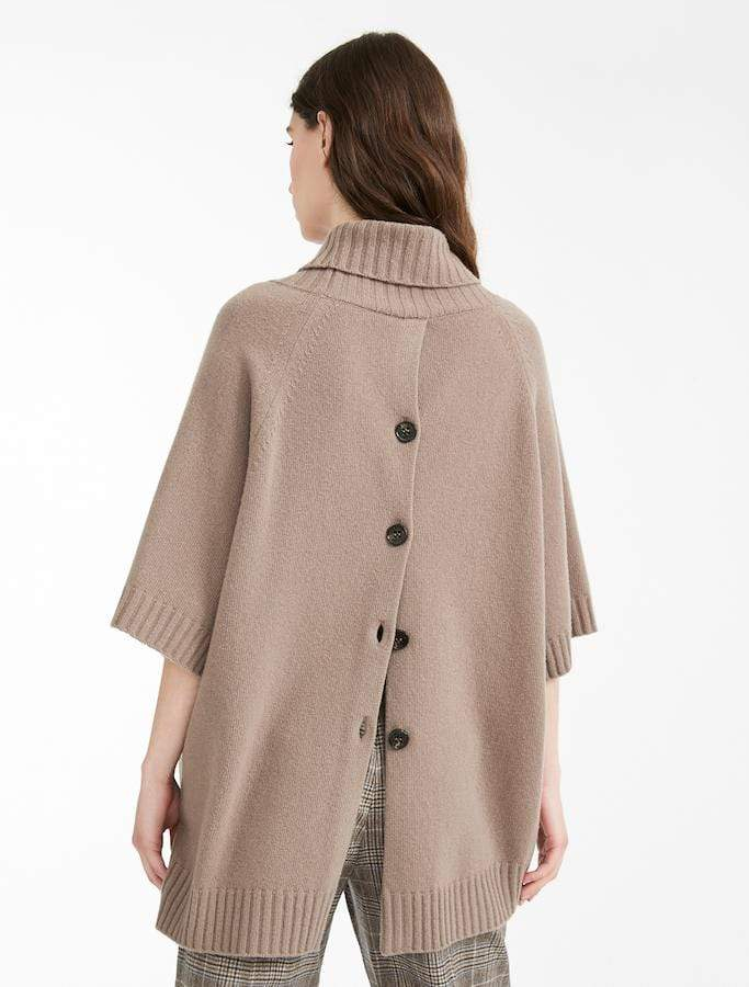 Weekend By Max Mara Knitwear Weekend by Max Mara Abbaco Jumper in Hazelnut Brown 53661703600 izzi-of-baslow
