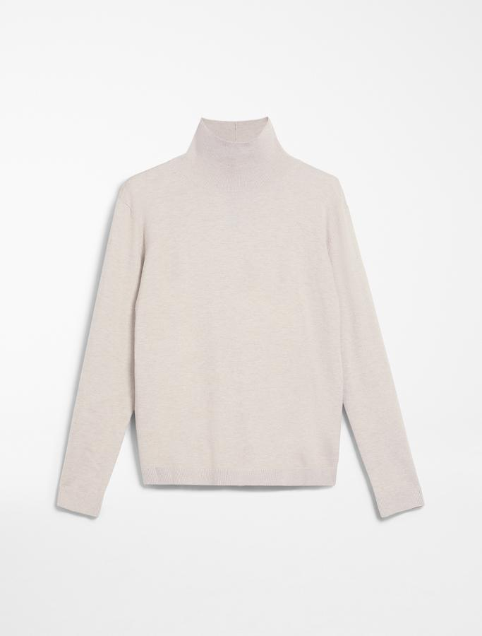 Weekend By Max Mara Knitwear Weekend by Max Mara Ape Jumper in Ice 53660103600 izzi-of-baslow