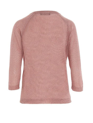 Weekend By Max Mara Knitwear Weekend by Max Mara Milva Lurex Top 53661209 izzi-of-baslow