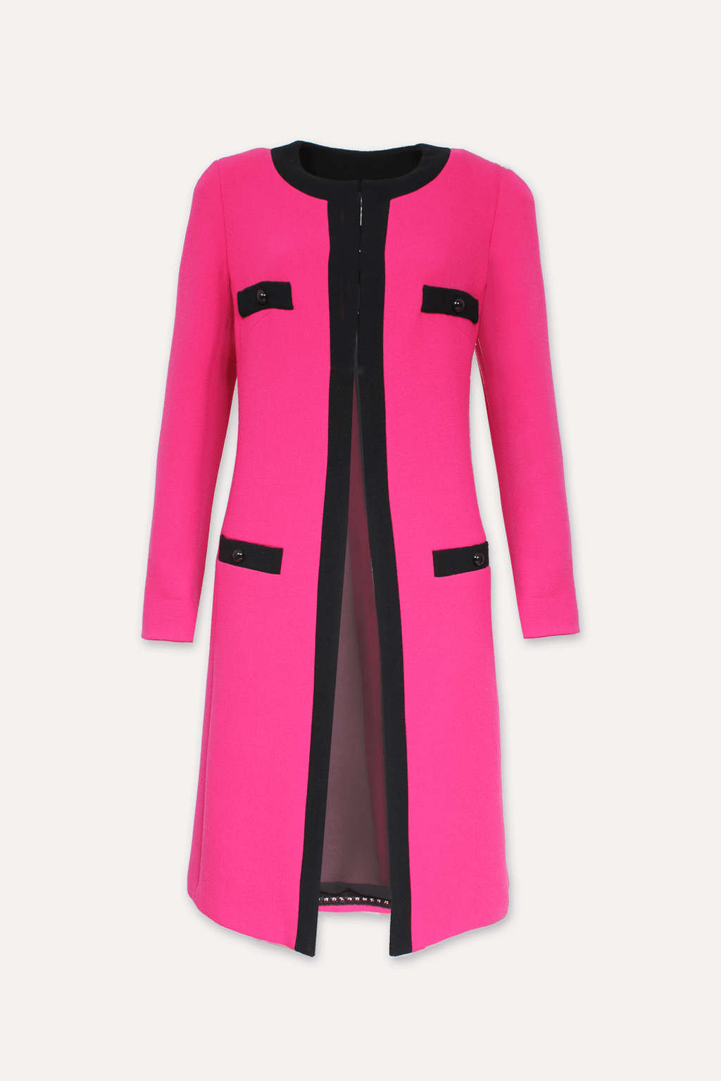 Weill Coats and Jackets Weill Carlen Fuchsia Coat 131111 izzi-of-baslow
