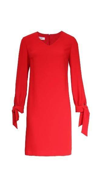Weill Dresses Weill Galop Red Dress 135029 izzi-of-baslow