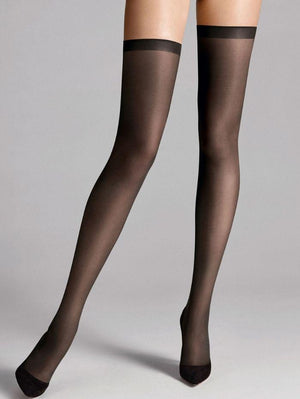 Wolford Accessories Wolford Fatal 15 Seamless Stay-Up 28045 izzi-of-baslow