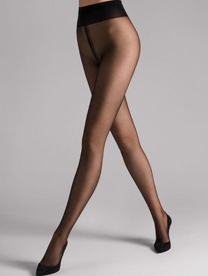 Wolford Accessories Wolford Individual 10 Tights Black 18382 izzi-of-baslow