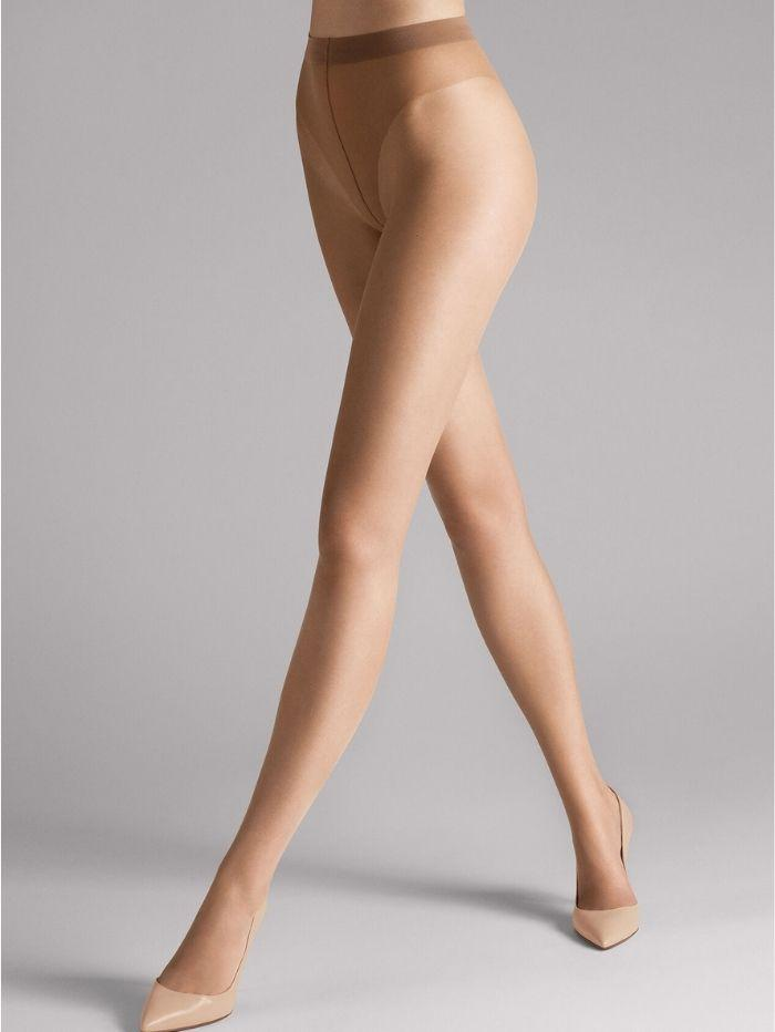 Wolford Accessories Wolford Luxe 9 Tights Fairly Light 17028 izzi-of-baslow