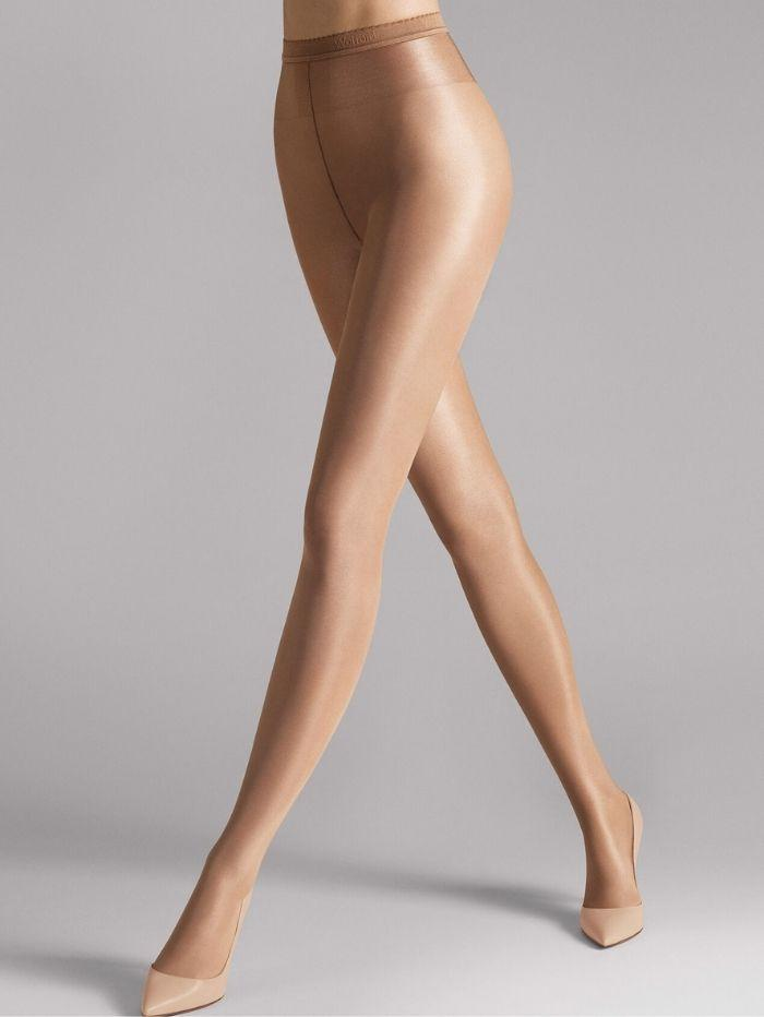 Wolford Accessories Wolford Neon 40 Tights Gobi 18391 izzi-of-baslow