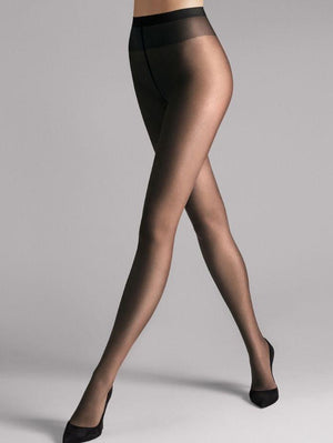 Wolford Accessories Wolford Sheer 15 Tights Black 18381 izzi-of-baslow