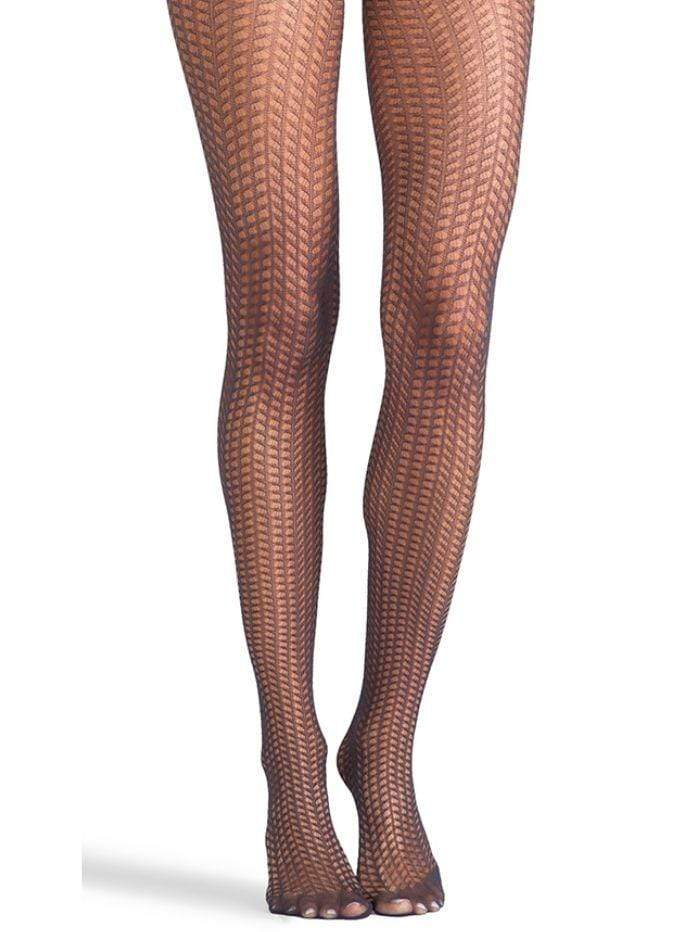 Wolford Accessories Wolford Suada Tights Black 14353 izzi-of-baslow
