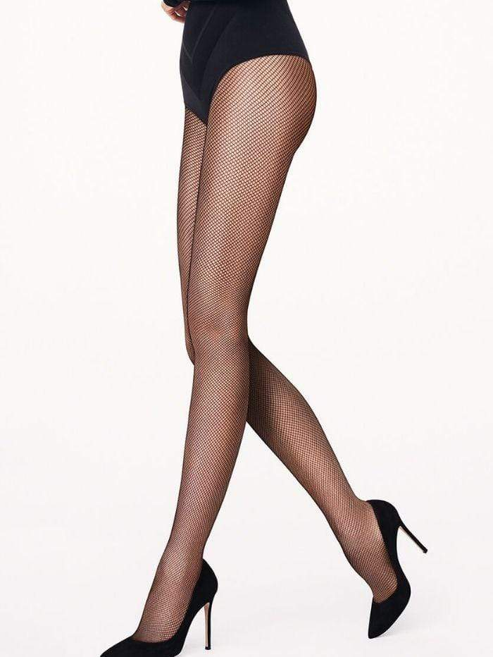 Wolford Accessories Wolford Twenties Tights Black 11889 izzi-of-baslow