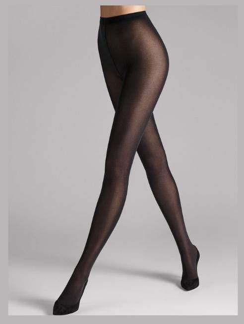 Wolford Accessories Wolford Velvet De Luxe 50 Tights Black izzi-of-baslow