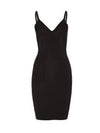 Wolford Body Wear By Wolford Wolford Cotton Contour Forming Dress Black izzi-of-baslow