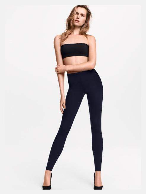 Wolford Ready To Wear By Wolford Wolford Baily Leggings Navy izzi-of-baslow