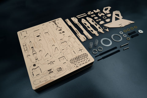 ARMPAL – 3D Assembly Board Game
