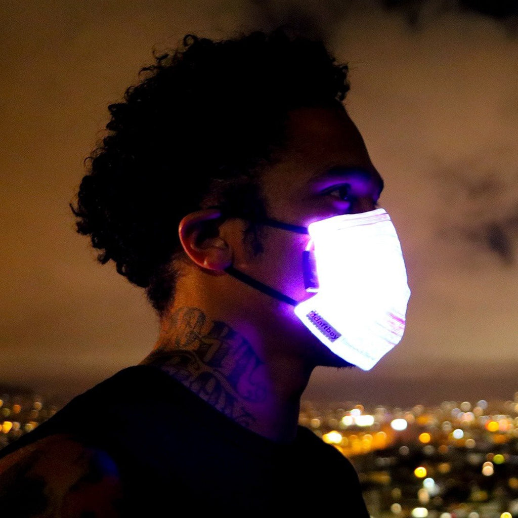 LED glowing face mask ---- Free shipping world wide