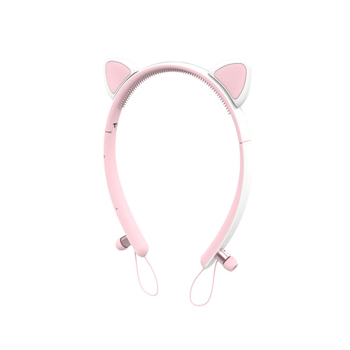 Padmate X9B cat ears/devil horns earphones - Harda Ecosystem