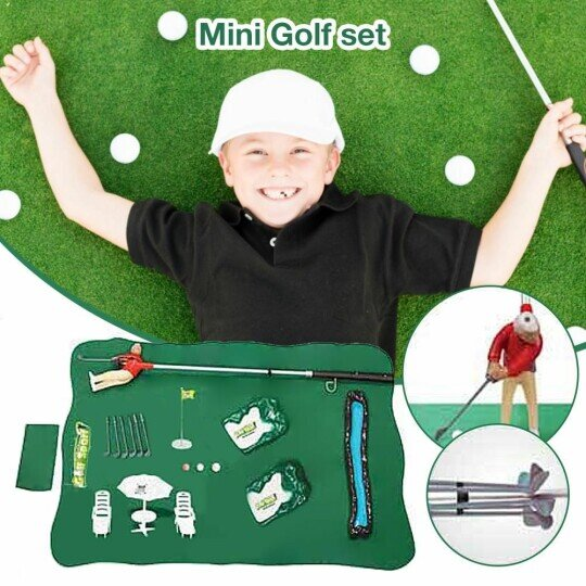 Mini golf game-Buy*2 enjoy 20% off