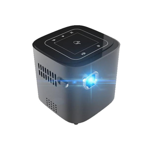Harda&Wejoy Portable LED Mini Projector