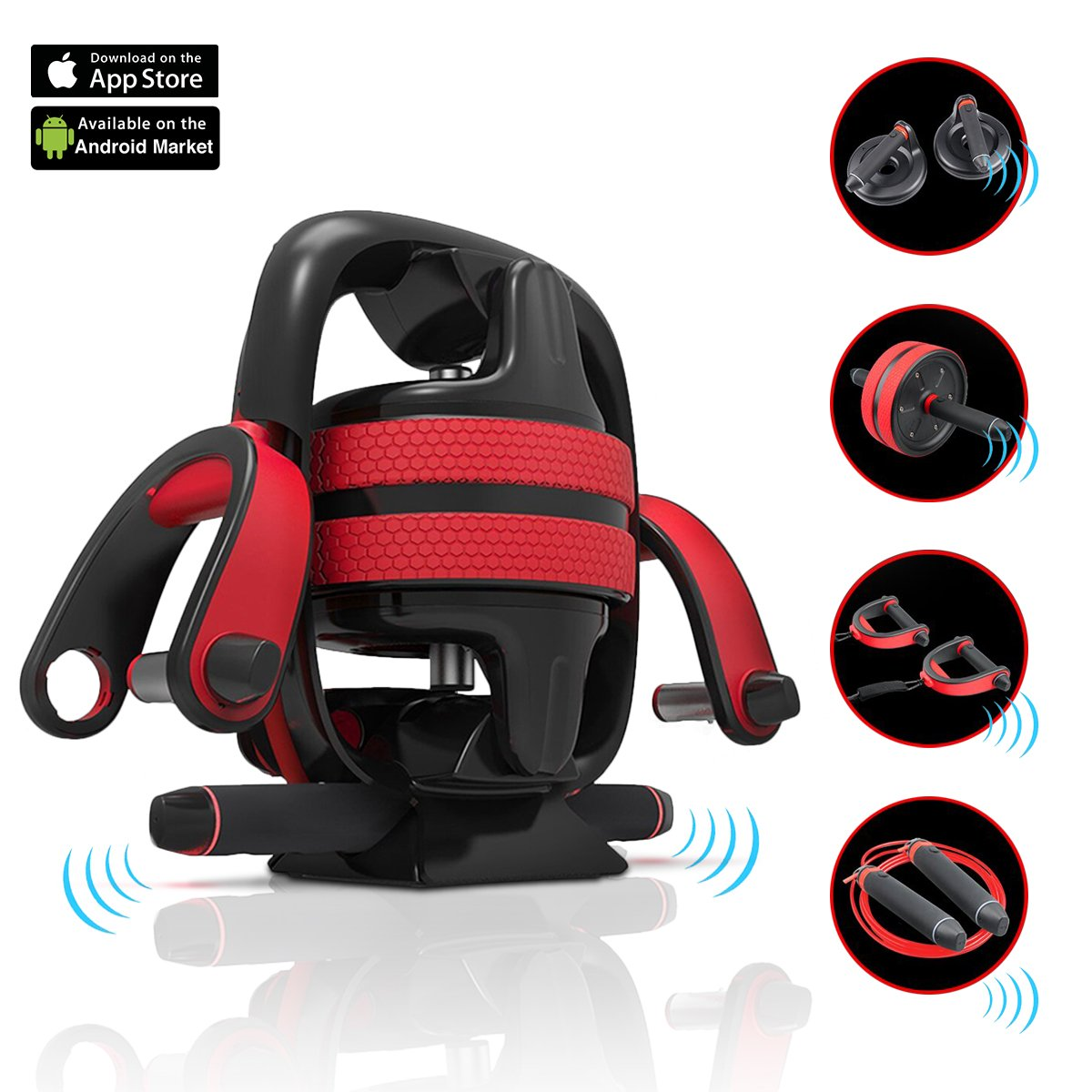 【HARDA Home Fitness】Smart Personal Gym Intelligent All-in-one Workout Equipment