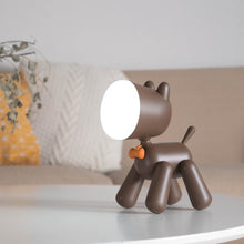 Load image into Gallery viewer, Puppy Night Light Bedroom Table Light Child Toy Lamp - Harda Ecosystem