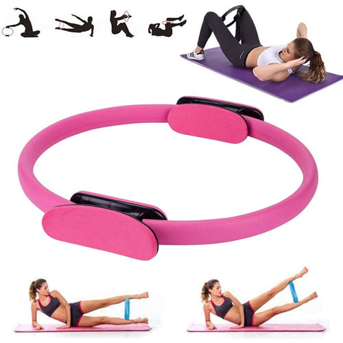 【HARDA Home Fitness】Professional Pilates Circle Yoga Sport Magic Ring