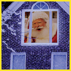 Christmas Mini Display Projector - Invite Santa Claus to your Home!