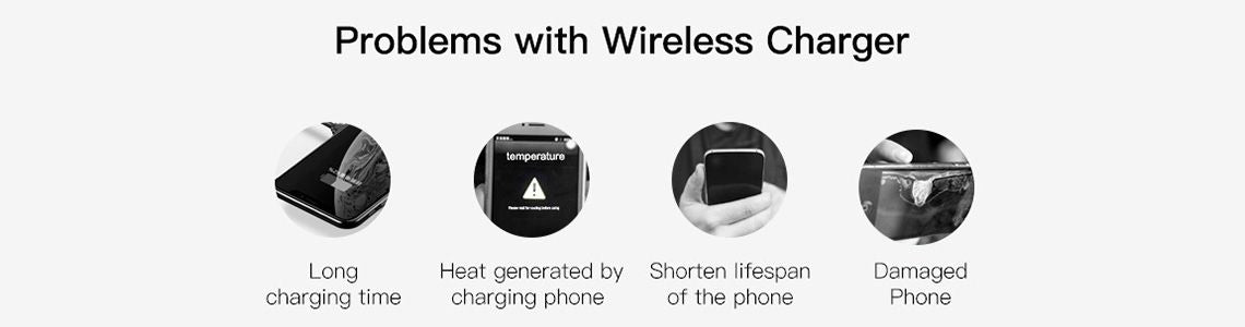 Wireless charger problems