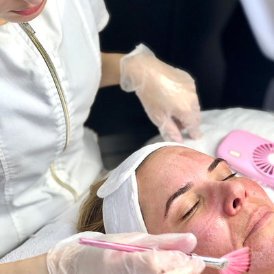 Treat Yourself to a Medical Peel