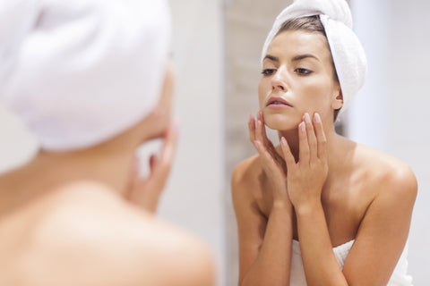 NO MORNING CLEANSE FOR AGING SKIN